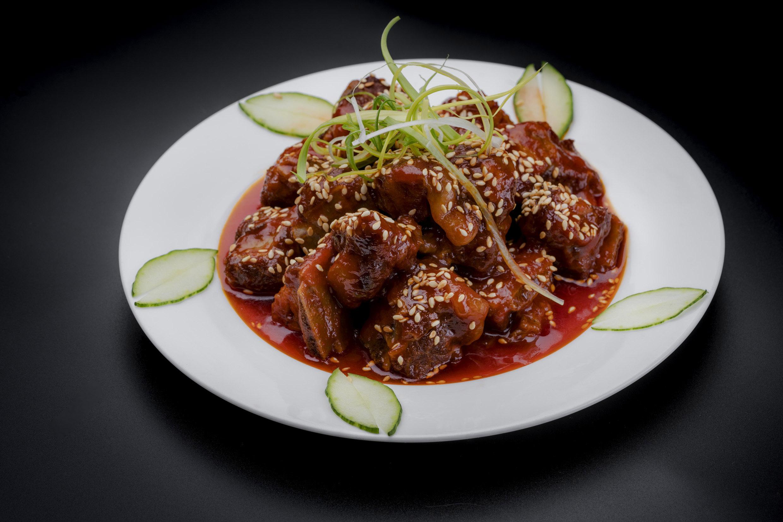 糖醋排骨 | Travers de porc sauce vinaigre de riz