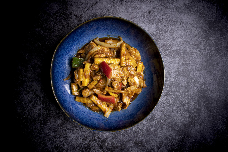 潮式沙嗲雞片 | Poulet au saté