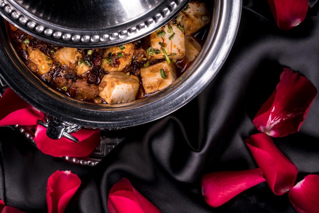 麻婆豆腐   Mapo tofu au porc haché
