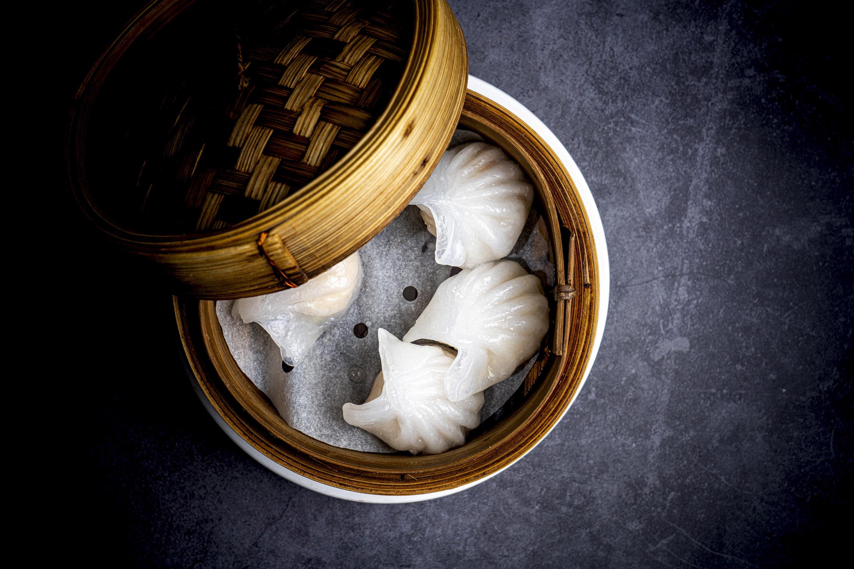 蝦餃   Raviolis vapeur de crevettes (Ha Kao)